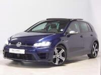 Volkswagen Golf R (blue) 2014-10-15
