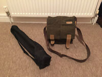 Digital Camera Tripod & Bag
