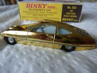 Vintage 1960s Dinky Ed Strakers car UFO Shado Tv series corgi for sale  Kilmarnock, East Ayrshire