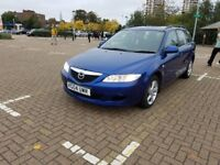 Mazda 6,estate,2.0l,Excellent Condition,long MOT 4/18,112k,Clean in&out,FSH,6dics Bose,Bluetooth