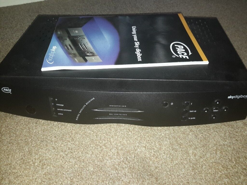 Standard sky remote ads buy & sell used - find great prices