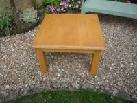 Beech Coffee Table Medium Sized - Good Condition