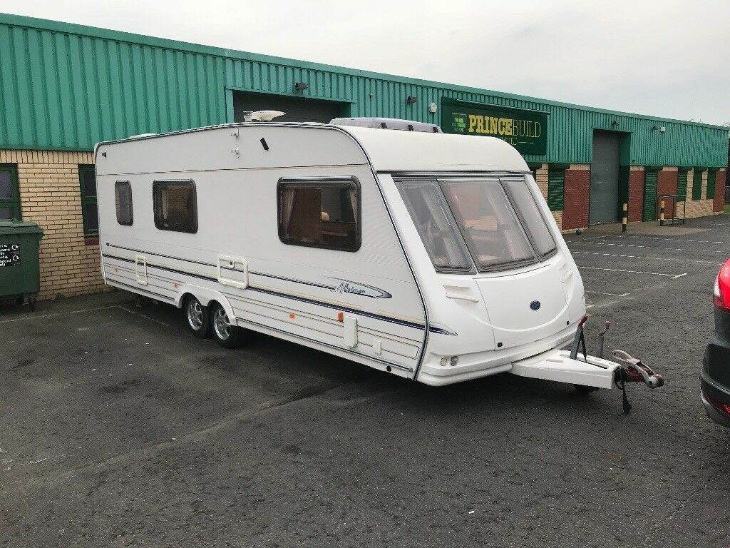 Sterling Eccles elite alpiner 2001 - (limited edition) twin axle