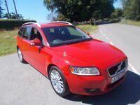 2010 10 VOLVO V50 1.6 D DRIVE SE LUX ESTATE CALL 07791629657