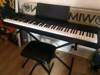 Casio CPD 120 keyboard for sale- Like new