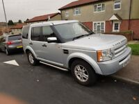 Landrover discovery 3 2.7tdi auto 7seats For sale