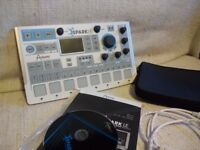 Arturia Spark LE Sparkle drum machine controller with extra kits