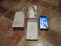 Samsung Galaxy S6 SM-G920F - 32GB - Black Sapphire (Unlocked) - IMMACULATE - AS NEW - CONDITION