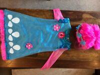 Poppy dress from Trolls