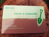 Trees & Gardens