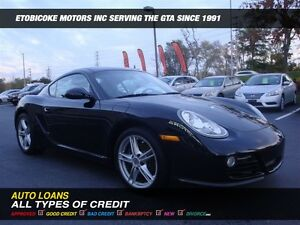2012 Porsche Cayman ACCIDENT FREE