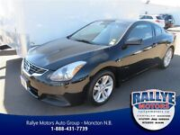 2010 Nissan Altima 2.5 S 2Dr, 83 Km, Trade-in