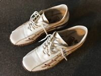 Rieker Antistess walking ladies shoes, size 6, white colour