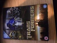 Transformers 1 DVD
