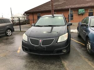 2006 Pontiac Vibe | FRESH TRADE | AS IS | 3RD GEAR NOT WORKING London Ontario image 2