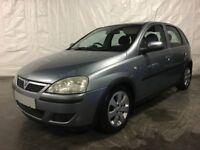 2005 Vauxhall Corsa 1.2i 16v SXi 5dr *** Full Years MOT ***