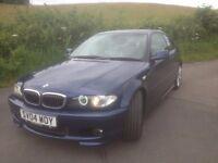 BMW 330ci M sport coupe 2004