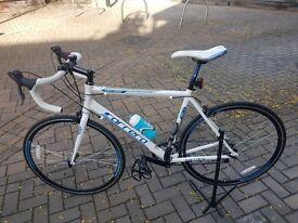 Carrera Virtuoso Road Bike 2015 frame size 54 cm