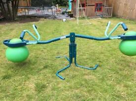See-Saw TP Spiro Hop Bouncer - Portswood