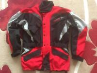 Spada Motorbike Jacket Medium.