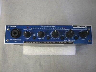PreSonus DigiTube Tube PreAmp on Rummage
