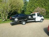24/7 car breakdown/recovery service