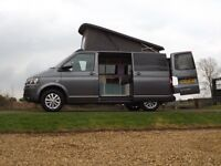 Volkswagen T5 Transporter with brand new campervan conversion