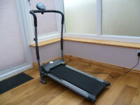 Treadmill – Electric motorised