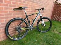 BOARDMAN PRO CARBON MTB with upgrades