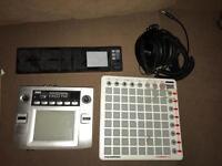 Job lot midi/headphone/fx equipment