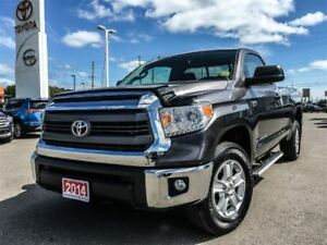 2014 Toyota Tundra REG CAB 4X4 8FT BOX!