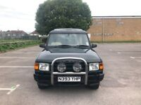 Land Rover Discovery 2.5 TDi 5dr£1,495 p/x welcome Very reliable SUV 1996 (N reg), SUV 126,000 miles