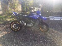 Yamaha XT660X Superbike