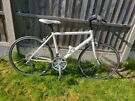 B-twin road bike hardly used in excellent condition