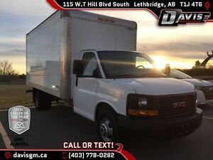 Used 2013 GMC Savana Commercial Cutaway 3500 Van 177""