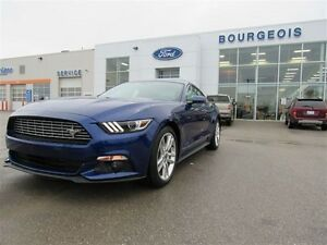 2016 Ford Mustang COUPE PREMIUM PONY PACKA