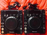 Pioneer CDJ 1000 mk3 (pair)