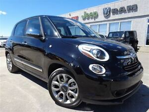 2015 Fiat 500L Lounge-Panoramic Sunroof, Bluetooth-High River Al