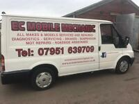 Mobile Mechanic Lothians and Edinburgh