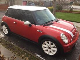 Mini Cooper S Supercharged for sale, good,clean condition