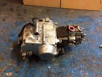 110cc pit bike quad engine
