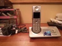 Panasonic digital phone and answering machine