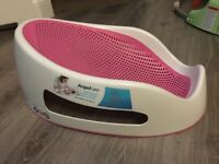 Angelcare pink baby bath support