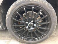 "17"" 5 stud multi fit alloys ford, Mazda , jaguar"