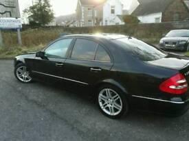 Beautiful Mercedes-Benz E