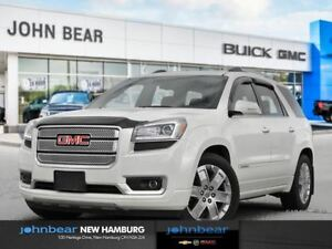 2015 GMC Acadia DENALI - SNOW TIRES ON FACTORY WHEELS INCLUDED!!