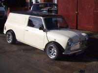 Austin Morris Mini Clubman Van