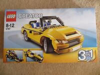 Lego - Creator 5657 - 8 - 12 years. £55 Brand new - still in unopened box.