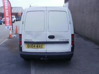 VAUXHALL COMBO 1.7 DIESEL, 8 MONTH MOT, TOW BAR,ROOF RACK,CHEAP WORKHORSE FOR SOMEONE £395.00