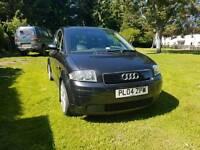 Audi a2 fsi sport Black